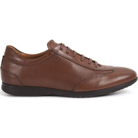 Chaussures Homme Baskets basses Heyraud Basket SUDBURY Marron
