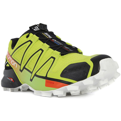 Salomon SPEEDCROSS 4 Verde - Chaussures Baskets basses Homme