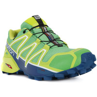 Chaussures Homme Baskets basses Salomon SPEEDCROSS 4 GTX Verde