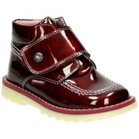Chaussures Fille Boots Pablosky 019772 ROUGE