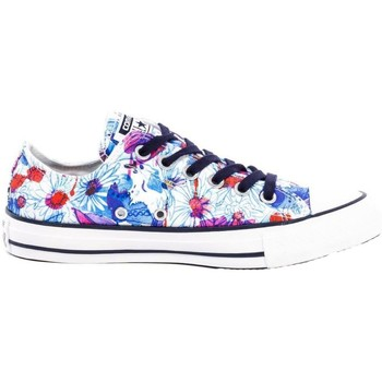 Chaussures Femme Baskets basses Converse All Star Chuck Taylor Ox Spray Paint Chaussures de Sport Femme Multicolor