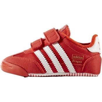 Chaussures Enfant Baskets basses adidas Originals Chaussure Dragon Learn 2 Walk Blanc