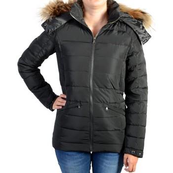 Vêtements Femme Doudounes Redskins Doudoune  Maiwen Campbell V2 Black Noir