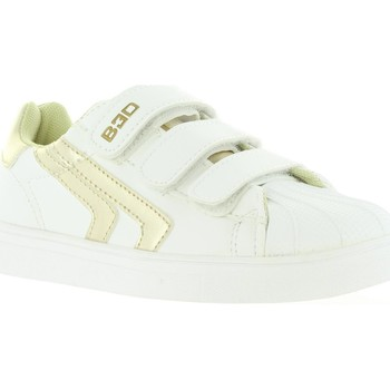 Chaussures Enfant Baskets basses Bass3d 42068 Blanco