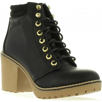 Chaussures Femme Bottines Refresh 62196 Negro