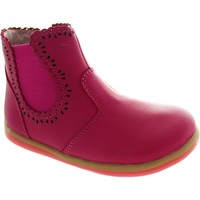 Chaussures Fille Bottines Bobux I-Walk Lucky Lacey Rose