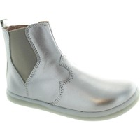 Chaussures Fille Bottines Bobux I-Walk Outback Boot argent