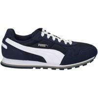 Chaussures Homme Baskets basses Puma 359541 Sneakers Man Bleu Bleu
