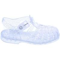 Chaussures Fille Chaussures aquatiques Méduse Sandales fille en plastique pailletée argent Argent