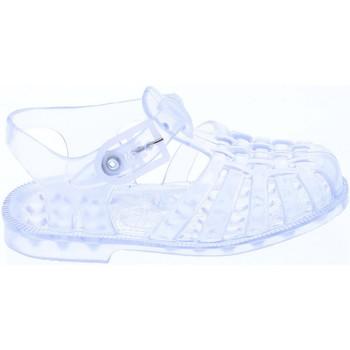Chaussures Enfant Chaussures aquatiques Méduse Sandales méduses uni SUN 201 CRISTAL Blanc