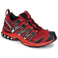 Chaussures Homme Running / trail Salomon XA PRO 3D Rouge / Noir