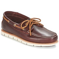 Chaussures Homme Chaussures bateau Timberland TIDELANDS 2 EYE Bordeaux