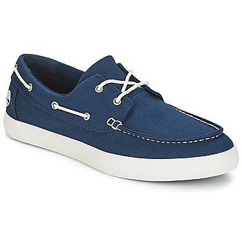 Chaussures Homme Chaussures bateau Timberland UNION WHARF 2 EYE BOAT OX Bleu