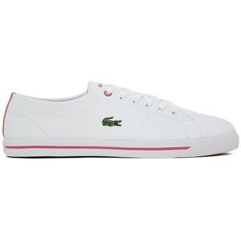 Chaussures Femme Baskets basses Lacoste Marcel 117 1 blanc