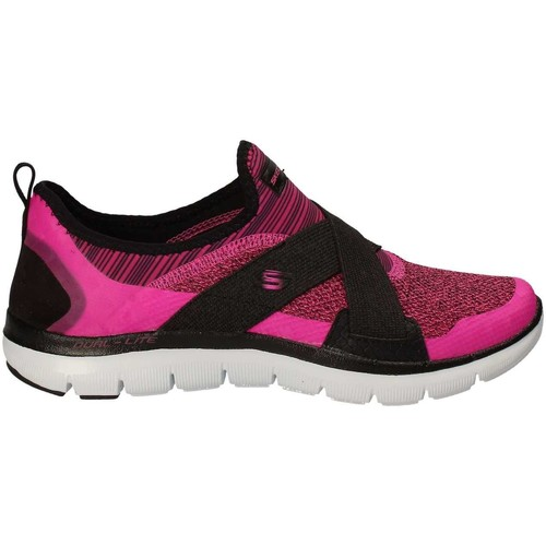 Chaussures Femme Fitness / Training Skechers 12752 Chaussures sports Femmes Rose Rose