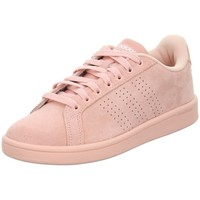 Chaussures Baskets basses adidas Originals CF ADVANTAGE CL W Damen Sneaker Rose