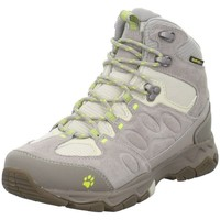 Chaussures Baskets montantes Jack Wolfskin Mtn Attack 5 Gris