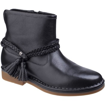 Chaussures Femme Boots Hush puppies CHARITY CATELYN HWR6094 Black