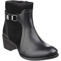 Chaussures Femme Bottines Hush puppies Fondly Nellie Black