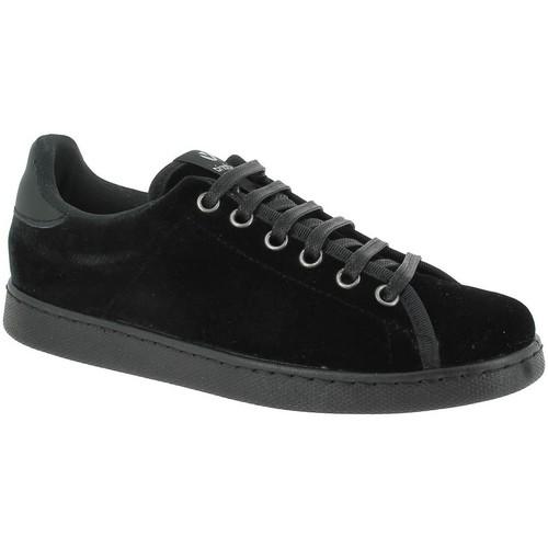 Chaussures Femme Baskets basses Victoria 125137 noir