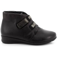 Chaussures Femme Bottines Tamicus STYLO-14 Noir