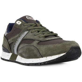 Chaussures Homme Baskets basses Napapijri RABARI TURTLE GREEN    111,4