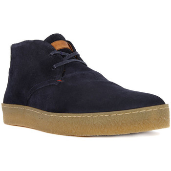 Chaussures Homme Boots Tommy Hilfiger TOMMY  HILFIGER  LOGAN  BLUE    148,5
