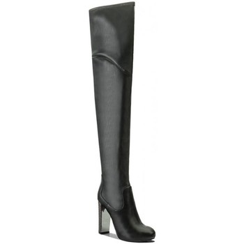 Chaussures Femme Cuissardes Guess fldo23 ele11 noir