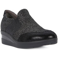 Chaussures Femme Baskets basses Melluso WALK ACCOLLATA Nero