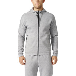 Vêtements Homme Vestes de survêtement adidas Performance Veste ID Stadium Medium Grey Heather / Solid Grey
