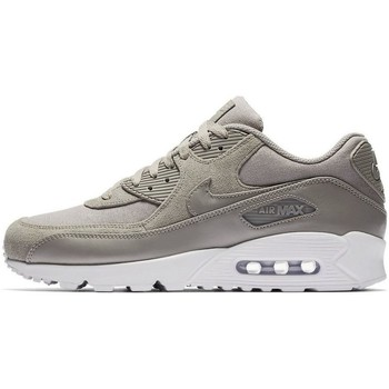 Chaussures Homme Baskets basses Nike Air Max 90 Premium Gris