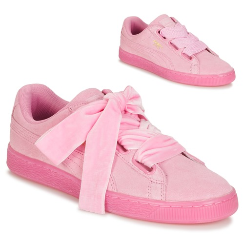 Puma SUEDE HEART RESET WN'S Rose