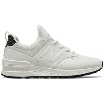 Chaussures Femme Baskets basses New Balance ws574 White