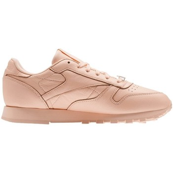 Reebok Sport Classic Leather Pastels - BD2771 Rose - Chaussures Baskets basses Femme