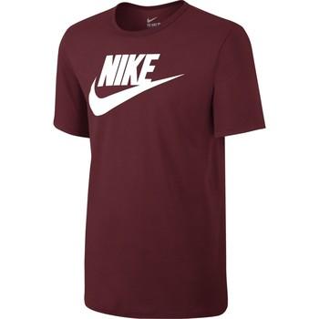 Vêtements Homme T-shirts manches courtes Nike - T-Shirt Futura Icon - 696707