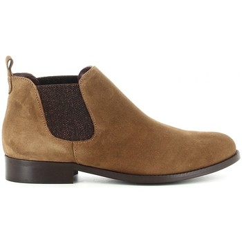 Chaussures Femme Bottines Oskarbi 27500 Marron