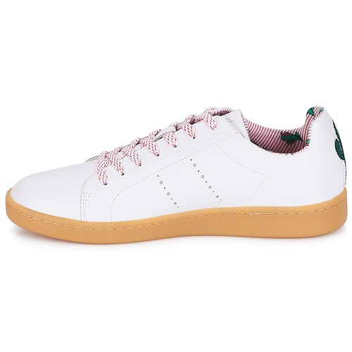 Yellow Chaussures Basses Baskets Blanc Femme Dactus Mellow 2YHI9WED