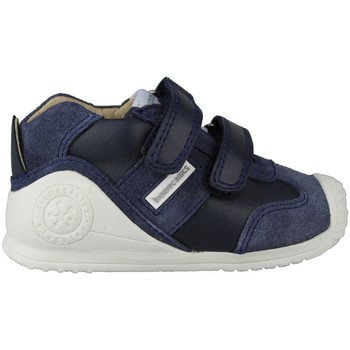 Chaussures Enfant Baskets basses Biomecanics ZAPATO BEBE CASUAL DV MARINO