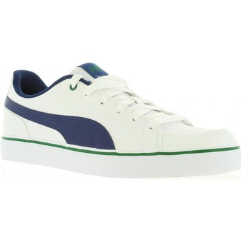 Chaussures Femme Baskets basses Puma 362947 COURT Blanco