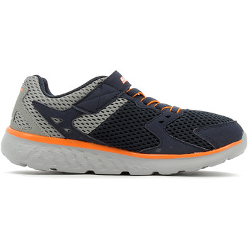 Chaussures Garçon Baskets basses Skechers Go run 400 Navy/Grey