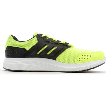 Chaussures Homme Baskets basses adidas Performance Galaxy 4 M Solar Yellow / Black