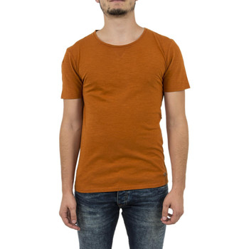 Vêtements Homme T-shirts manches courtes Lee Cooper tee shirt  005551 awake orange orange