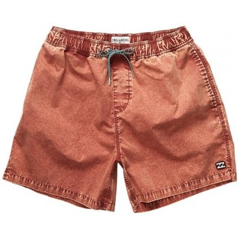 Vêtements Homme Maillots / Shorts de bain Billabong Boardshort  D-Bah Layback 16 - Burg Rouge