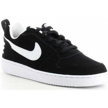 Chaussures Homme Baskets basses Nike COURT BOROUGH LOW 838937 Noir