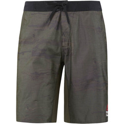 Vêtements Homme Shorts / Bermudas Reebok Sport Short de training CrossFit Super Nasty Tactical Green