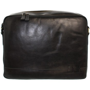 Sacs Homme Besaces David William Sacoche bandoulière  ref_lhc41365-noir-39*27*11 noir