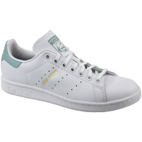 Chaussures Enfant Baskets basses adidas Originals Stan Smith J  CP8875
