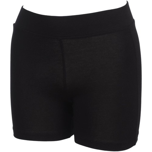 Vêtements Femme Shorts / Bermudas Only Play Sys black jersey short l Noir