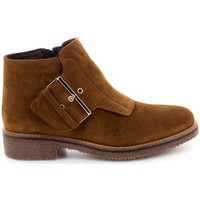 Chaussures Femme Bottines Natalia Blanco 77236T265 Marron