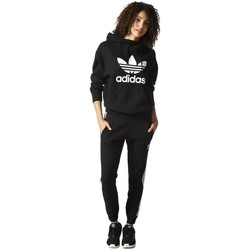 Vêtements Femme Sweats adidas Originals Trf Hoodie KN Noir